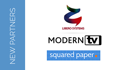 XDD 2019 Year Results: New Partners - Libero Systems, ModernTV and Squred Paper